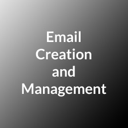 Email Creation and Management