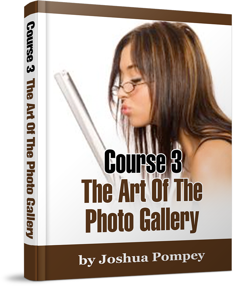 Course 3: The Art Of The Photo Gallery